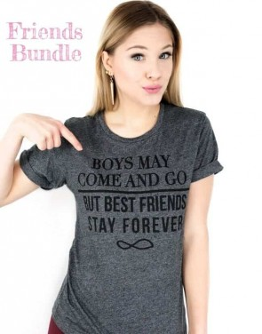 Friends Shirt Bundle